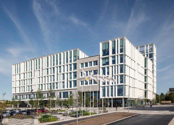 Axis Communications nya kontor i Lund